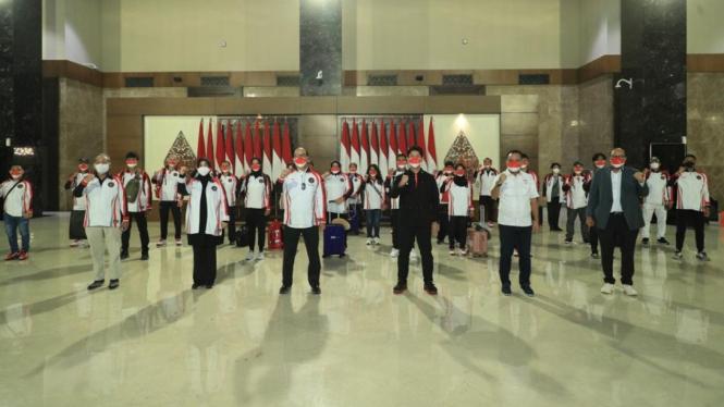 Kontingen Indonesia untuk Olimpiade Tokyo 2020