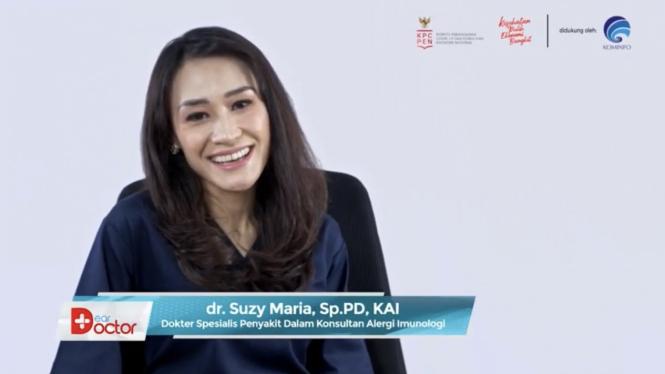 dr. Suzy Maria, Sp.PD, KAI