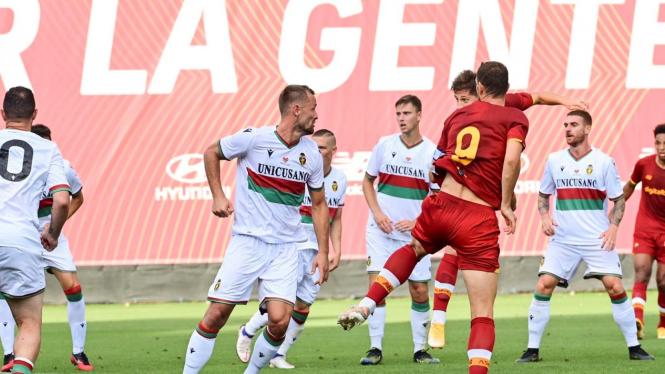 AS Roma vs Ternana