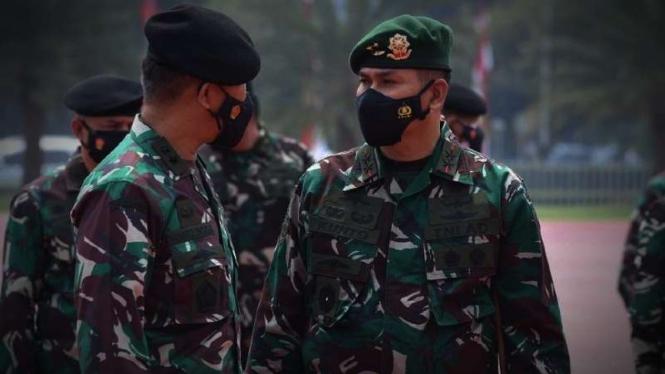 VIVA Militer: Panglima Divisi 3 Kostrad, Mayor Jenderal TNI Kunto Arief