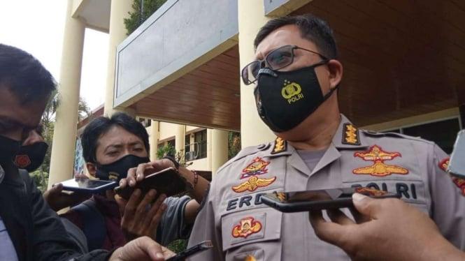 Kepala Bidang (Kabid) Humas Polda Jawa Barat Kombes Pol Erdi Adrimulan Chaniago.