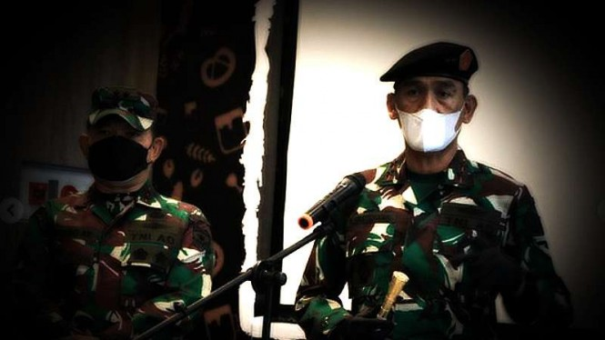 VIVA Militer: Komandan PMPP TNI Mayjen TNI Victor H. Simatupang