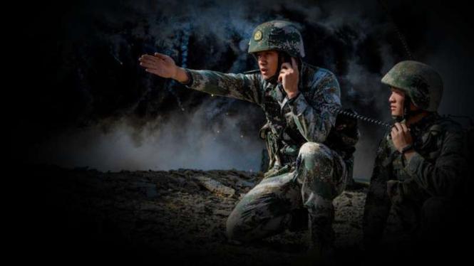 VIVA Militer: Tentara Pembebasan Rakyat China.