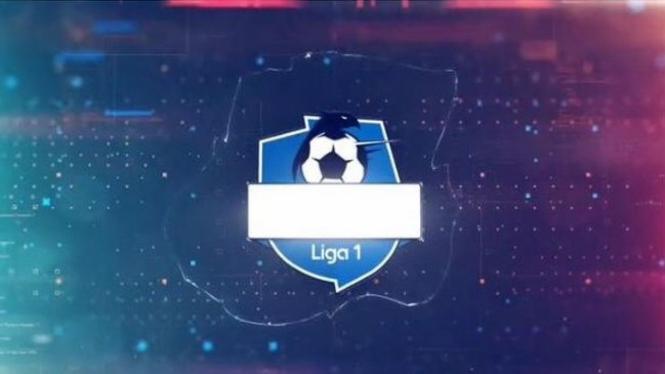 Logo Liga 1 2021 berubah warna seiring pergantian sponsor utama