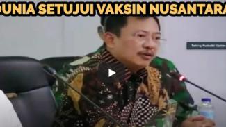 Gagasan Vaksin Nusantara oleh Dokter Terawan Agus Putranto