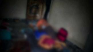 VIVA Militer: Kondisi mayat  Jennifer ketika ditemukan.
