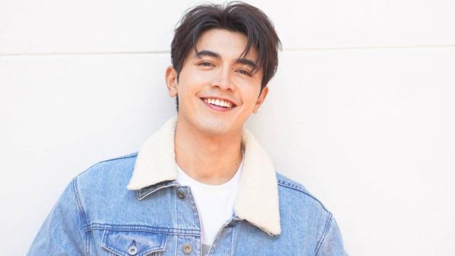Aktor Thailand Pon Nawasch.