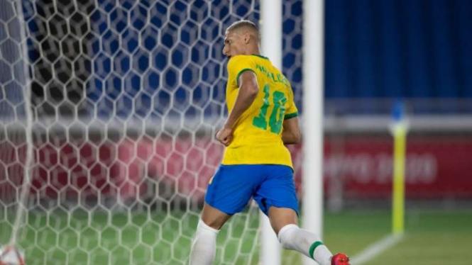 Winger Timnas Brasil, Richarlison.