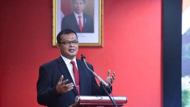 Kepala Lembaga Administrasi Negara (LAN) Dr. Adi Suryanto