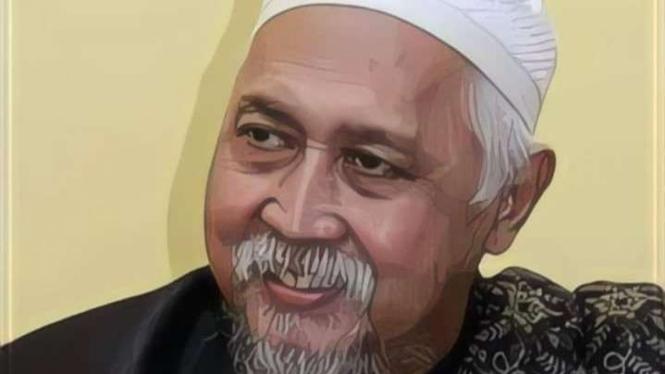 Pengasuh Pesantren Sidogiri yang baru, KH Fuad Noerhasan.
