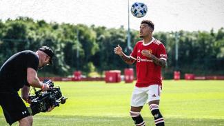 Janji Manis Sancho Teruskan Kejayaan Ronaldo di MU, Akankah Terwujud?