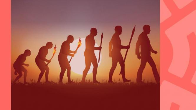 Sapiens: Riwayat Singkat Umat Manusia.