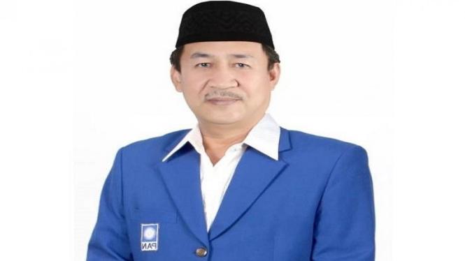 Ketua DPW PAN Provinsi Sulawesi Selatan Ashabul Kahfi Djamal