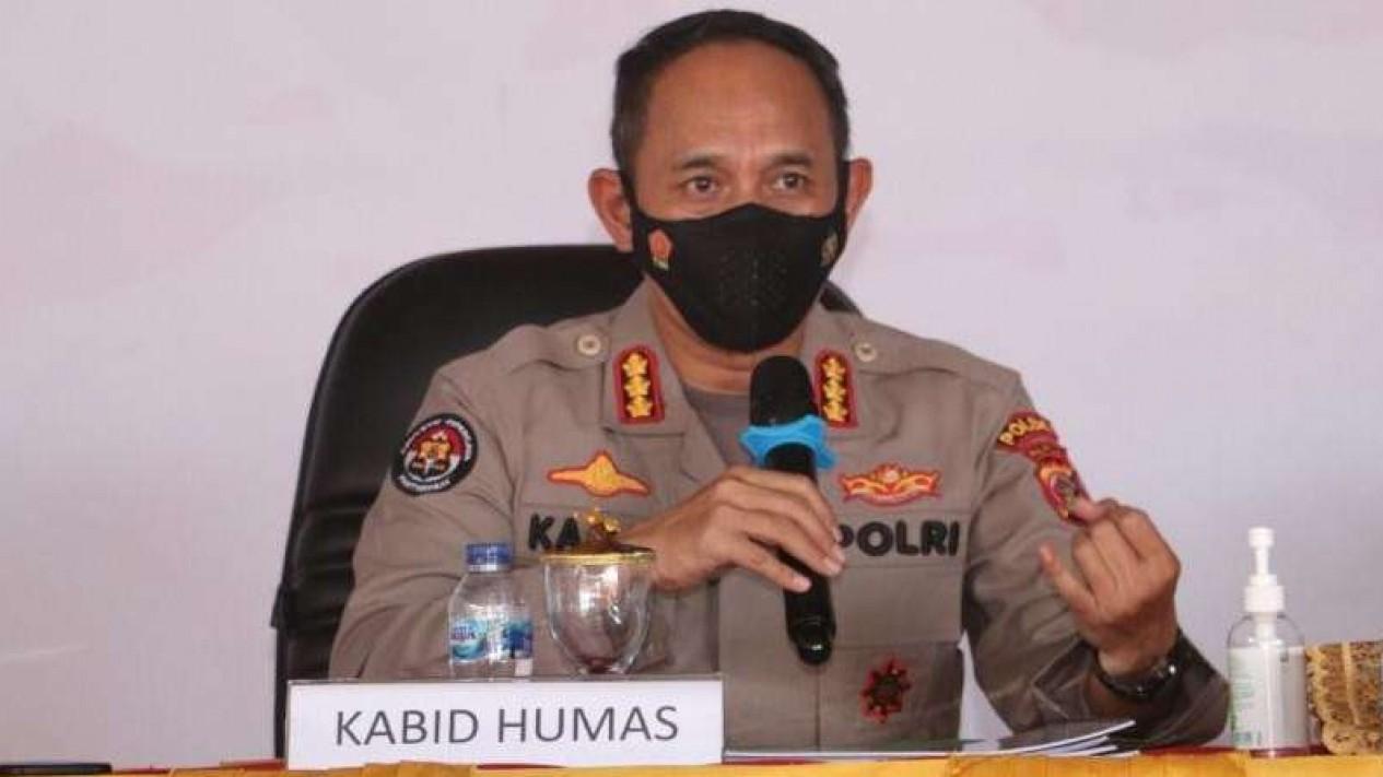 Humas Polda Papua Kombes Pol Ahmad Musthofa Kamal