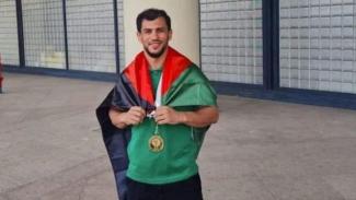 Pejudo Aljazair, Fethi Nourine memilih mundur dari Olimpiade Tokyo 2020