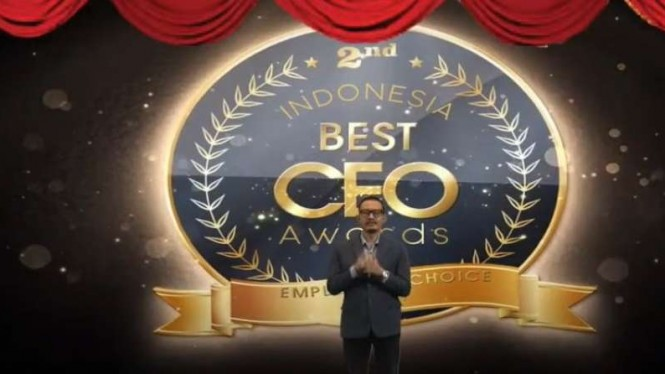 Founder & CEO The Iconomics Bram Suryo Putro