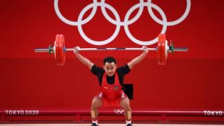 Eko Yuli Irawan raih perak di Olimpiade Tokyo 2020