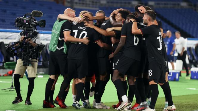 Timnas Jerman U-23 mengalahkan Arab Saudi di Olimpiade Tokyo