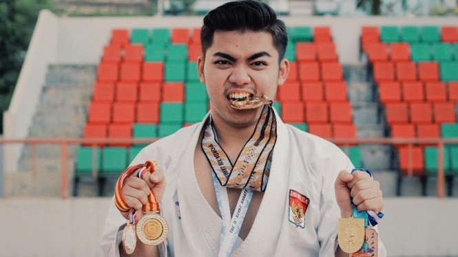 Artikel Atlet Karate Indonesia