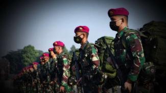 VIVA Militer: Prajurit Pasmar 1 Marinir penjaga Pulau Berhala