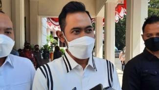 Presiden Arema FC, Gilang Widya Pramana alias Juragan99.
