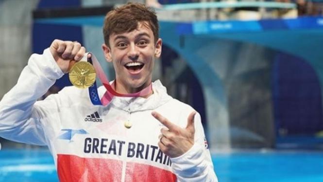Atlet diving Britania Raya di Olimpiade Tokyo 2020, Thomas Daley