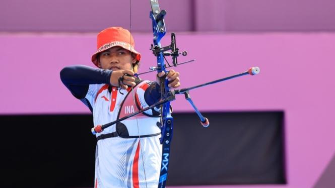 Pemanah Indonesia di Olimpiade Tokyo 2020, Arif Dwi Pangestu