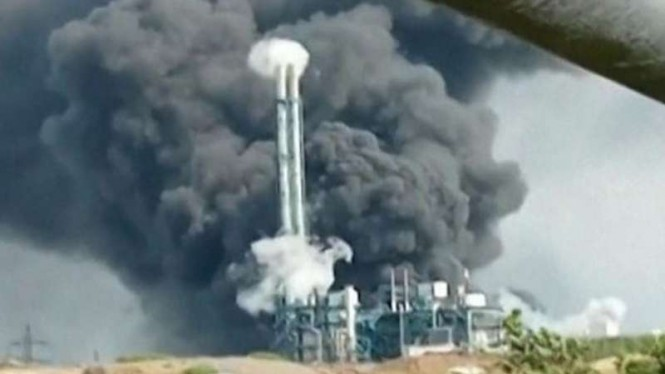 Pabrik kimia di Leverkusen, Jerman meledak sebabkan korban tewas