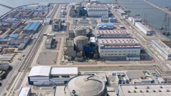Hualong One, reaktor nuklir generasi ketiga China di Provinsi Fujian