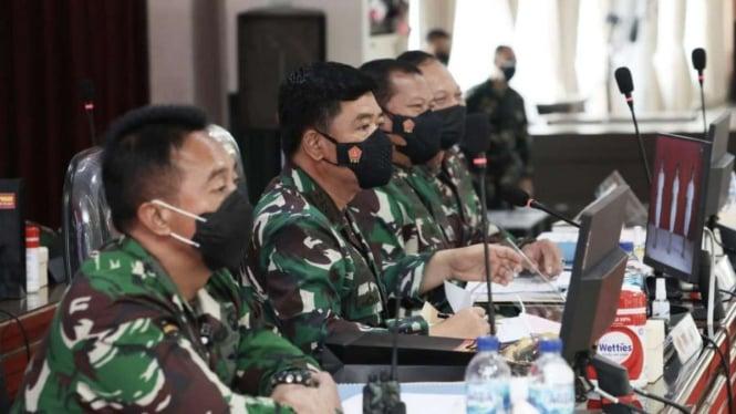 VIVA Militer: Panglima TNI pimpin Sidang Pantukhir Terpusat Akademi TNI