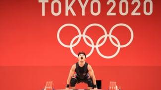 Lifter Indonesia, Rahmat Erwin Abdullah di Olimpiade Tokyo 2020