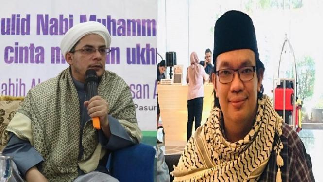Habib Abubakar Assegaf dan Gus Nadir