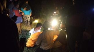 Jenazah Arbaiah, perempuan korban pembunuhan di Jambi ditemukan