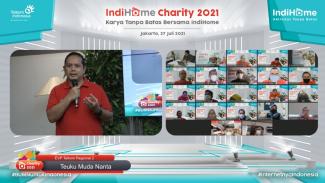 "Program ""IndiHome Charity 2021"""