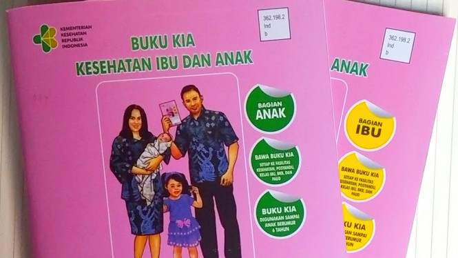 Buku Kesehatan Ibu dan Anak (KIA)