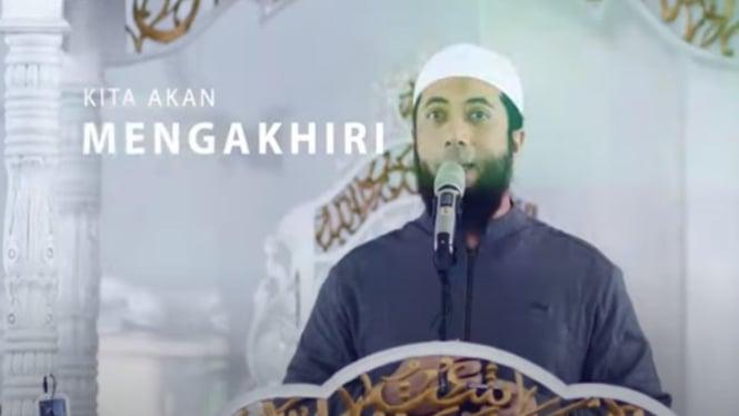 Ustaz Khalid Basalamah (KHB) (YouTube/khalid basalamah official)