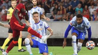 Pertandingan antara Hertha Berlin vs Liverpool