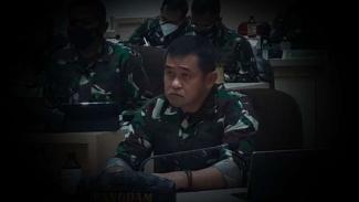 VIVA Militer: Panglima Kodam IX/Udayana, Mayjen TNI Maruli Simanjuntak.