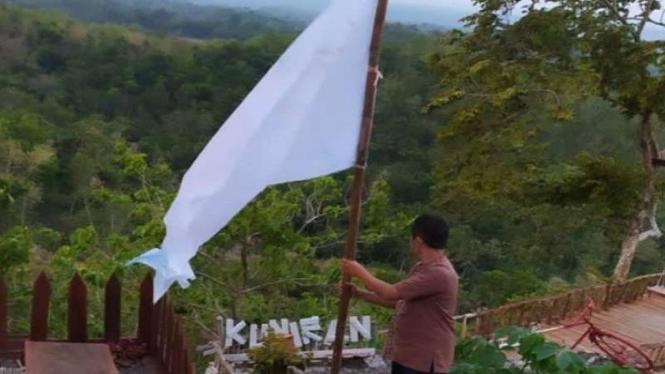 Tempat wisata Gunung Kuniran di Kecamatan Kokap, Kabupaten Kulonprogo dijual