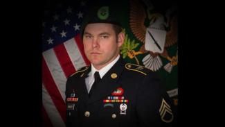 VIVA Militer: SSG Micah Walker.
