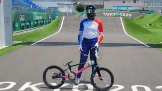 Sepeda asal Indonesia di Olimpiade