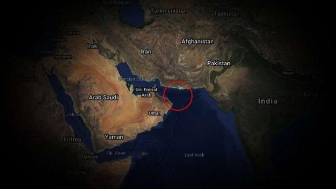 VIVA Militer: Teluk Oman.