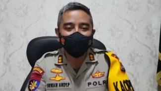 Kapolres Merangin, AKBP Irwan Andy Purnamawan.