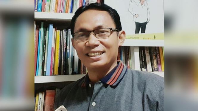Jazuli Abdilah, anggota DPRD Banten