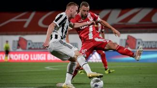 Pertandingan Monza vs Juventus