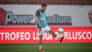 Gelandang Juventus, Aaron Ramsey