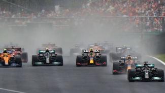 Para pembalap F1 di GP Hungaria
