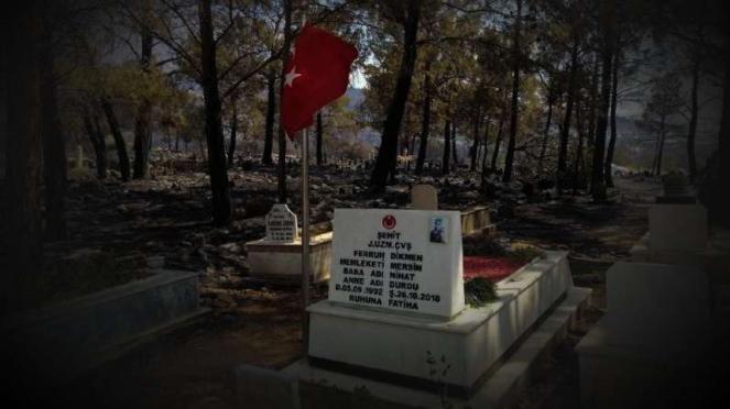 VIVA Militer: Lokasi pemakaman Sersan Spesialis Ferruh Dikmen