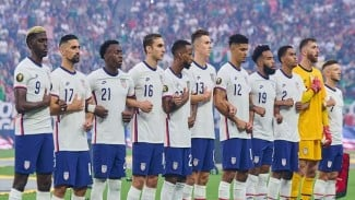 Timnas Amerika Serikat di Piala Emas CONCACAF 2021