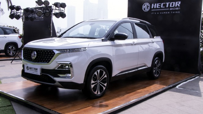 Mobil MG Hector